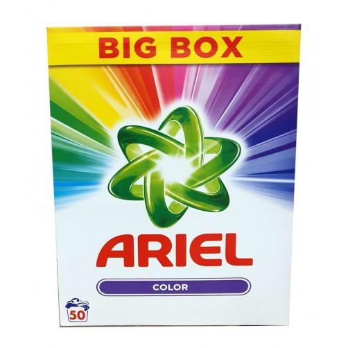 ARIEL COLOR pralni prašek 3750g / 50 pranj