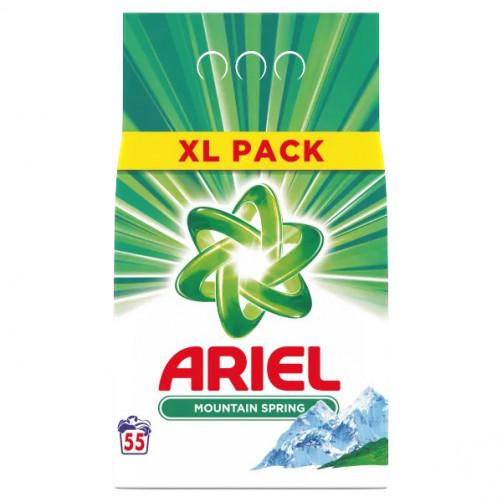 ARIEL MOUNTAIN SPRING pralni prašek 4125g / 55 pranj