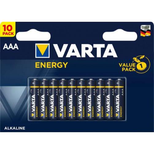 VARTA ENERGY AAA, 10 kosov
