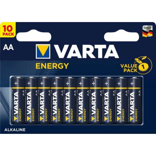 VARTA ENERGY AA, 10 kosov