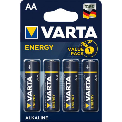 VARTA ENERGY AA, 4 kosi