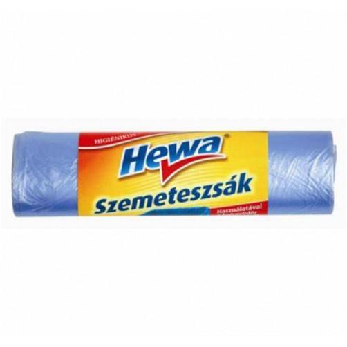 Hewa vrečka za smeti s trakom za zapiranje 60l, 15kos