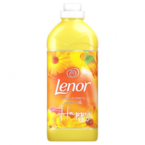 LENOR SUNNY FLORETS PARFUMELLE HAPPY, 48PRANJ, 1,42L