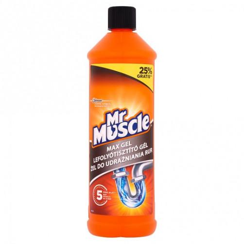 MR. MUSCLE GEL ZA ODMAŠEVANJE ODTOKOV, 1000ml C36288