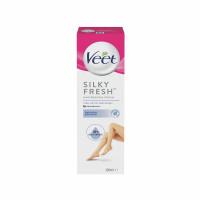 VEET depilacijska krema za občutljivo kožo SILKY FRESH, 100 ml C38805