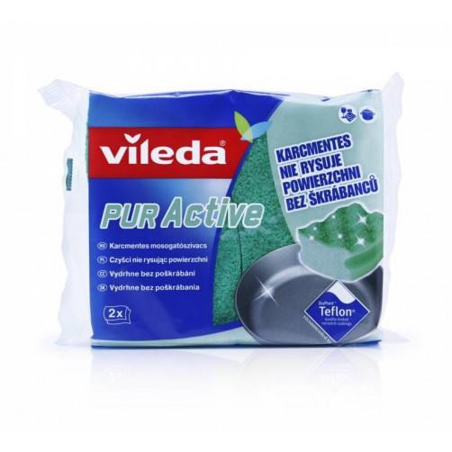 VILEDA GOBICA ZA POMIVANJE PUR ACTIVE, 2 kos   C38822